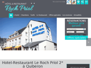 Hôtel Restaurant Roch Priol