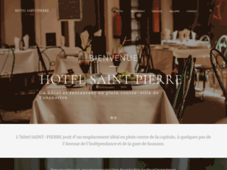 Détails : Réserver hôtel Tananarive
