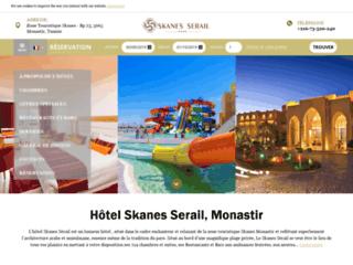 Week-end au Maroc: Hotel Palmeras Serail Hammamet