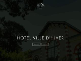 Hotel de la Ville d'hiver