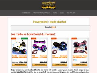 Détails : Hoverboard Test