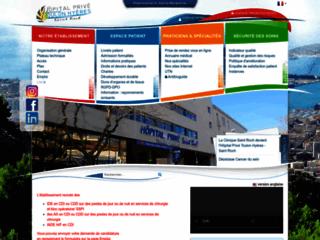 Détails : Hôpital Saint Roch
