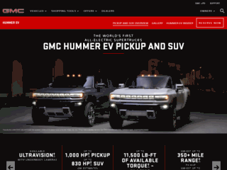 Hummer: SUV di lusso, camion, e SUTs - HUMMER
