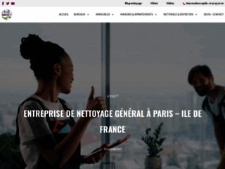 Capture du site http://www.hvnet.fr
