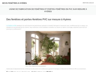 Détails : Devis fenêtre à Hyères