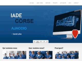 Infirmiers anesthesistes de la Corse