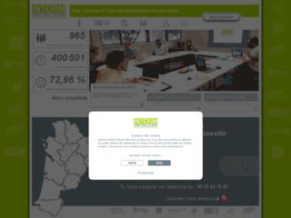 Détails : Agence d'intérim en Nouvelle Aquitaine
