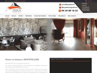 Détails :  Entreprise de peinture Montpellier Devis, estimation Ibka peinture