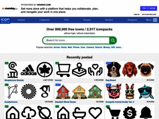 Info: Scheda e opinioni degli utenti : Icon Archive - Scarica tantissime icone Gratuite, Icone desktop, download, social