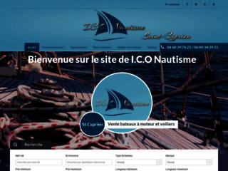 Iconautisme - vente bateaux occasions-courtage maritime