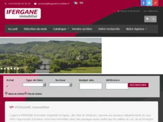 Agence immobilière Ifergane