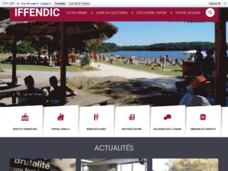 Site officiel de la mairie d'Iffendic.