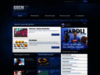 Giochi Free - Tanti giochi gratuiti - www.igiochifree.it