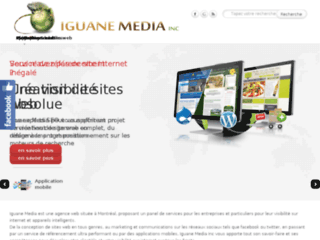 Iguane Média