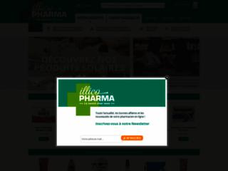 Détails : IllicoPharma - Pharmacie en ligne française