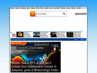 METEO * Previsioni del Tempo Italia ed Europa | IL METEO.IT