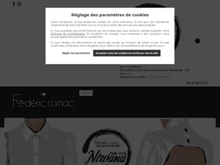 Frédéric Romac, boutique tendance en ligne