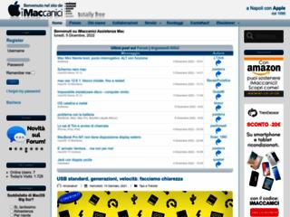 Info: Scheda e opinioni degli utenti : iMaccanici Assistenza MAC - News e informazioni sul mondo Apple