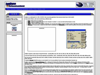 ImgBurn: Software di masterizzazione file immagine (es. ISO, BIN, MDS)