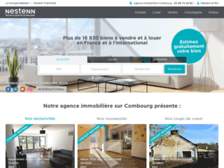 Agence immobilière Combourg