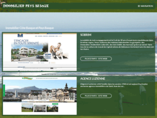 Guide Immobilier pays basque et côte basque