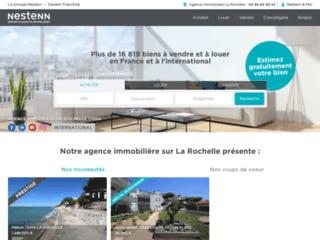 Agence immobilière La Rochelle