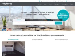 Agence immobilière Morières lès Avignon