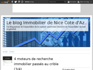 Blog Nice Immobilier