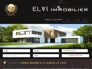 Elvi Immobilier  Sainte Maxime