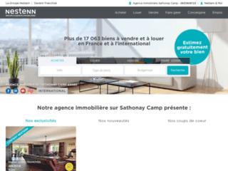 Agence immobilière Sathonay Camp