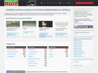 Immobilier-senegal .com - immobilier au senegal