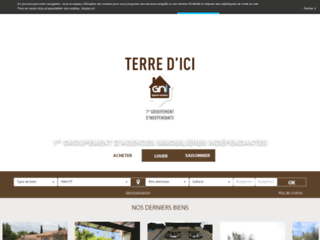 Terre d'Ici Immobilier