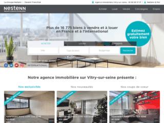 Agence immobilière Vitry sur Seine