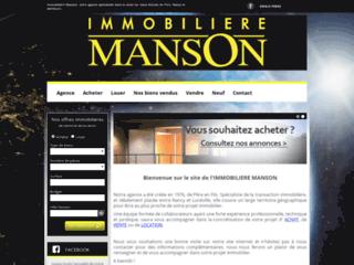 Agence immobilière Emmanuel Manson