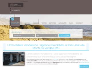 L'Immobilière Vendéenne : achat vente maisons et appartements en Vendée
