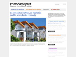 Site immobilier ImmoParticipatif