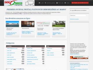 IMMorocco - Immobilier au Maroc