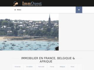 ImmOuest : Annonce gratuite Immobilier Bretagne et grand Ouest