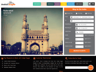 Cheap flights from Chicago to India   Indian Eagle