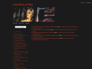 Indy Blave, le blog