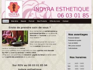 Indyra esthetique, la beauté à domicile - Toulouse et région