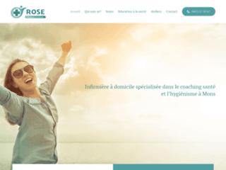 Détails : Infirmière à domicile à Mons