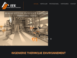 Etude attestation thermique Bbio RT 2012 permis de construire