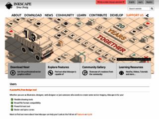 Inkscape - Editor di grafica vettoriale gratuito per Linux, Windows e Mac OS