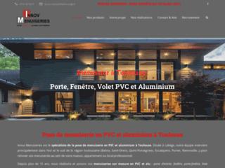 Détails : Entreprise de menuiserie PVC et aluminium à Toulouse