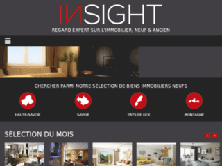 Agence Immobilière Insight Annecy