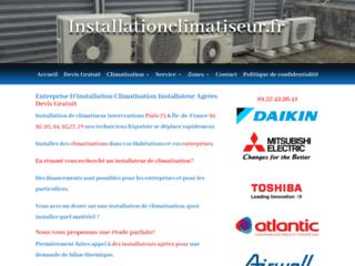 Détails : Le meilleur installeur de climatiseur