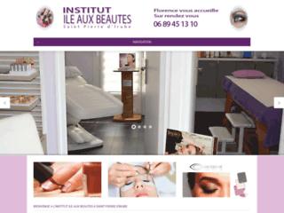 Institut de beauté - Institut Ile aux Beautés - Saint Pierre d'Irube