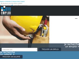 Inter Emploi , Agence d'intérim et de recrutement