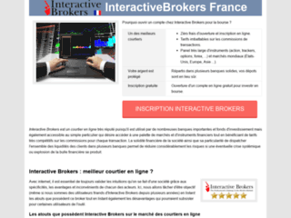 Interactive Brokers France : inscription pour les français